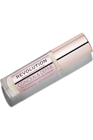 Makeup Revolution Conceal and Define Concealer - C1 peite- ja korostussävy