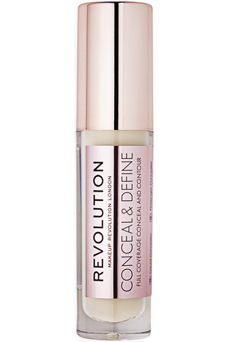 Makeup Revolution Conceal and Define Concealer C3 Peite- ja korostussävy