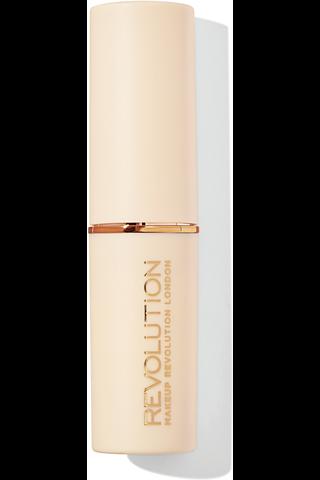 Makeup Revolution Fast Base Stick Foundation - F1 peitepuikko