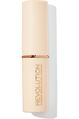 Makeup Revolution Fast Base Stick Foundation - F4 peitepuikko