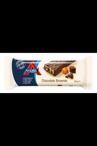 Atkins 60g Advantage Chocolate Brownie Patukka
