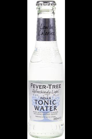Fever Tree Naturally Light tonic water 200ml