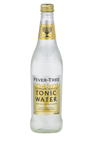 Fever-Tree 200ml Indian Tonic Water vesi pullo
