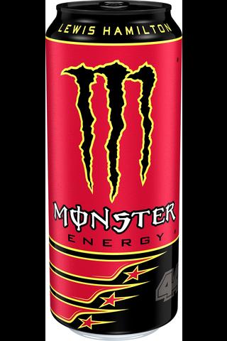 Monster Energy Lewis Hamilton 44 energiajuoma tölkki 50cl