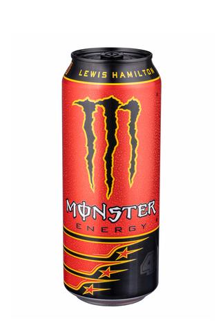 Monster Energy  0,50L Lewis Hamilton 44 energiajuoma tölkki
