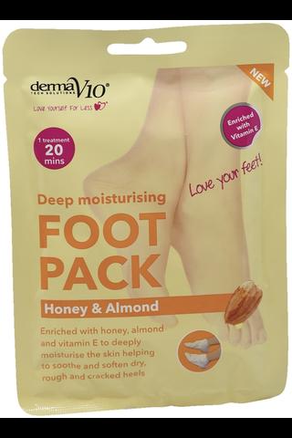 Jalkanaamio Honey&Almond