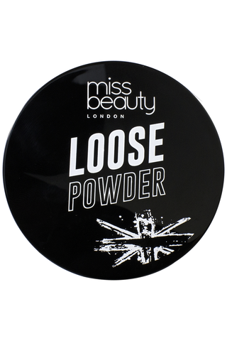 Miss Beauty London Loose Powder irtopuuteri