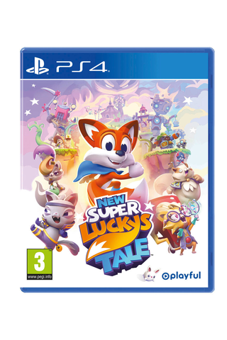 PS4 New Super Lucky´s tale