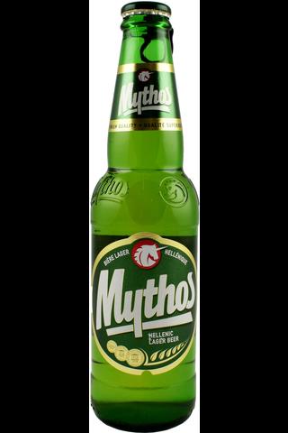 Mythos 0,33l lager olut 4,7%