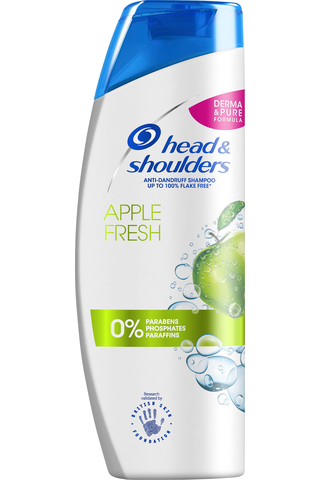 Head & Shoulders 500ml Apple Fresh shampoo