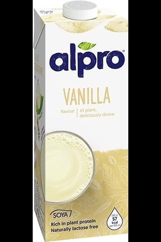 Alpro 1l soijajuoma vanilja