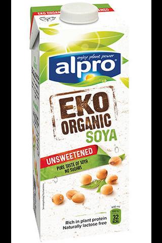 Alpro 1L Original luomu soijajuoma