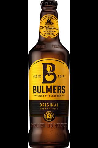 Bulmers 0,5l Orginal siideri 4,5% plo