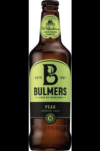 Bulmers Pear 4,5% siideri 0,5 l KLP
