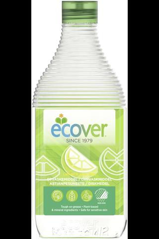 Ecover 450ml Sitruuna & Aloe vera astianpesuneste