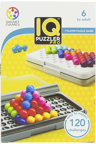 Smartgames  iq puzzler pro matkapeli