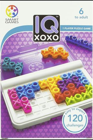 Smartgames iq xoxomatkapeli