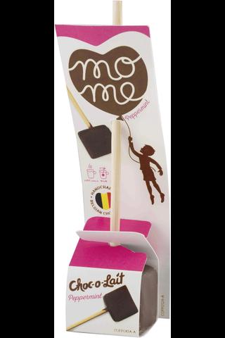 Mome Choc-o-lait 33g stick dark tummasuklaa&minttu kaakaotikku