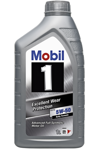 Mobil 1 1l täyssynteettinen moottoriöljy FS X1 5W-50