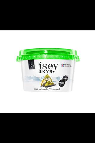 Skyr Päärynä-vanilja 170g 0%