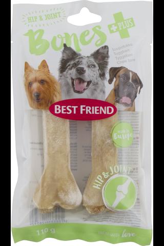 Best Friend 110g Bones puruluu+nivelaineet