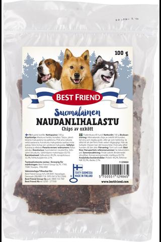 Best Friend 100g suomalainen naudanmahalastu