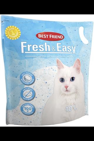 BF Fresh & Easy 10L kissanhiekka