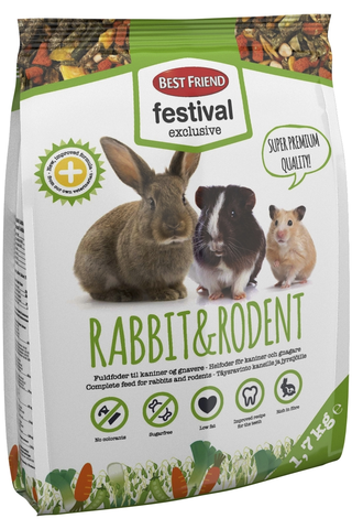 BF Festival Exclusive 1,7kg Rabbit & Rodent