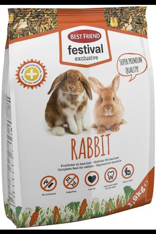BF Festival Exclusive 1,9kg Rabbit