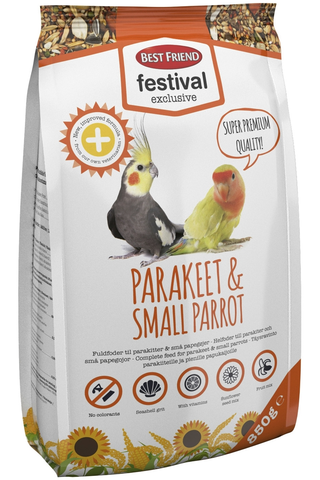 BF Festival Exclusive 850g Parakeet & Parrot