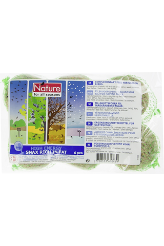 Nature for All Seasons talipallot 6x90g