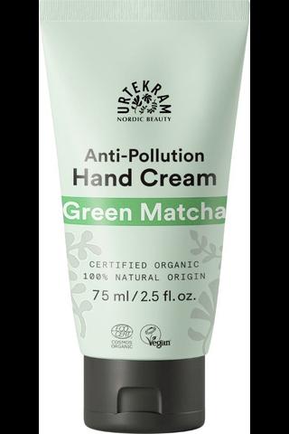 Urtekram luomu Green Matcha käsivoide 75ml
