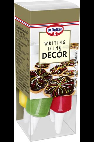 Dr. Oetker 76 g Writing icing sokerikuorrute