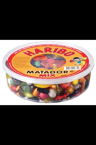 HARIBO Matador Mix 800g viinikumi, lakritsi, rae