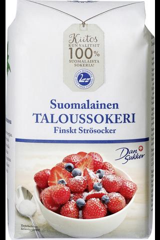 Dansukker Suomalainen Taloussokeri 1kg