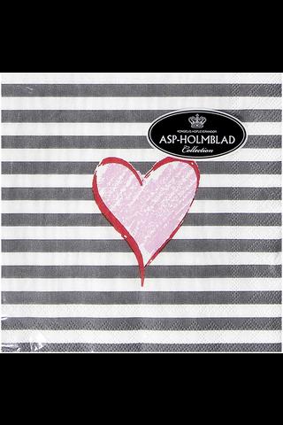 ASP-Holmblad lautasliina