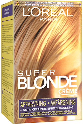 Perfect Super Blonde Värinpoisto