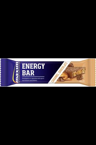 Maxim 55g energiapatukka karamelli suklaa