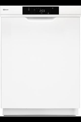 Gram 6640 astianpesukone valkoinen