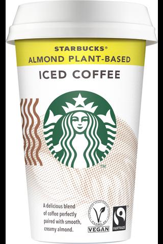 Starbucks 220ml mantelipohjainen jääkahvi