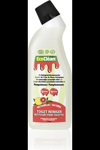 Eco Clean 750ml WC-puhdistusaine greippi
