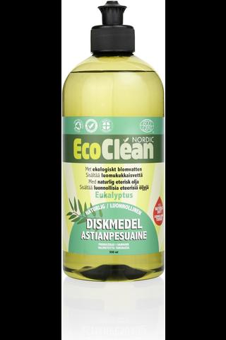 Eco Clean 0,5l astianpesuaine eukalyptus
