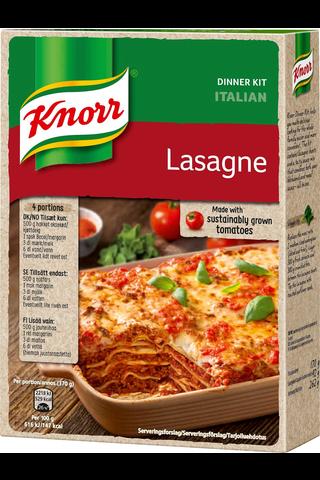 Knorr 262g Lasagne ateria-aines