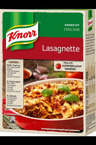 Knorr 273g Lasagnette ateria-aines