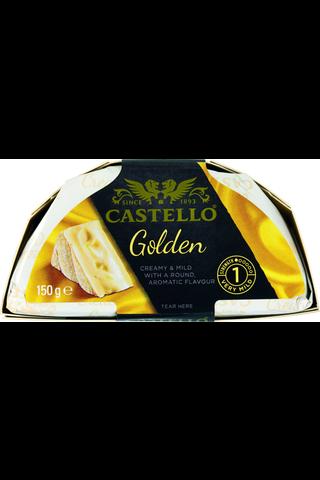 Castello 150 g Golden punavalkohomejuusto