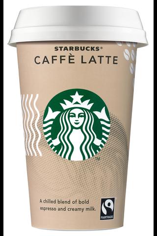 Starbucks 220ml Caffè Latte
