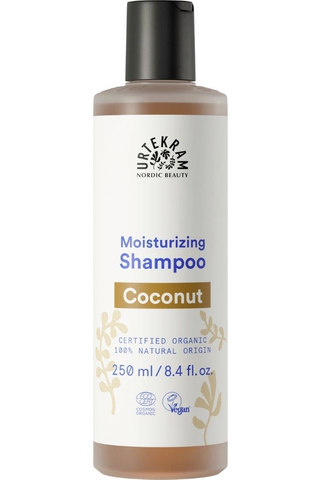 Urtekram luomu Kookos shampoo 250ml