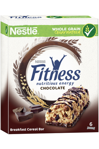 Nestlé Fitness 6x23,5g Suklainen viljapatukka