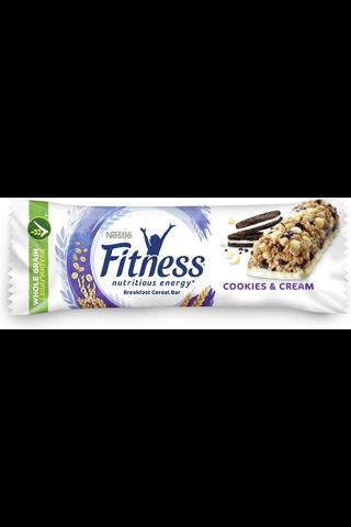 Nestlé Fitness 23.5g Cookies & Cream viljapatukka