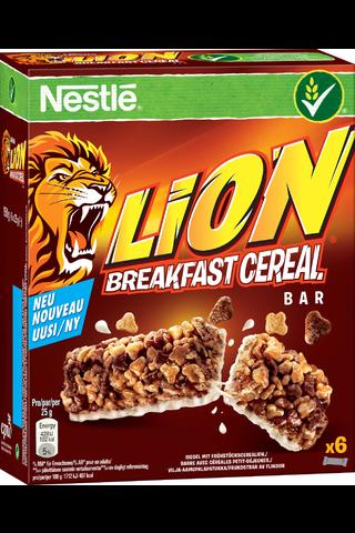 Nestlé Lion 6x25g suklainen viljapatukka